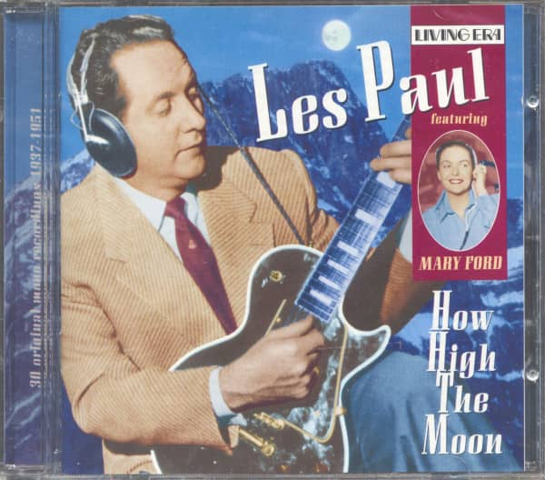 How High The Moon (CD)