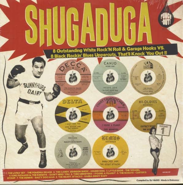 Shugaduga (LP)