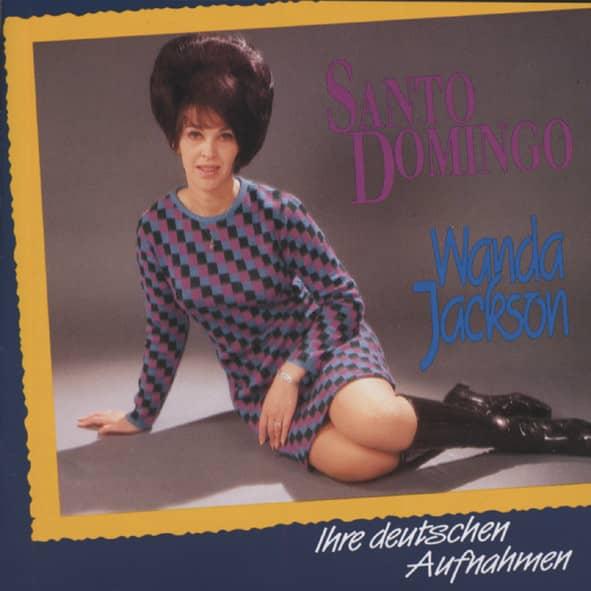 Santo Domingo - Ihre deutschen Aufnahmen (CD)