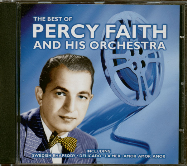 The Best Of Percy Faith & His Orchestra (CD)