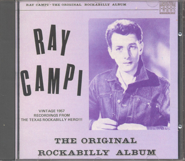 The Original Rockabilly Album (CD)