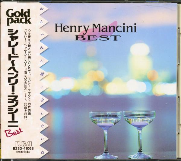 Henry Mancini - Best (CD, Japan)