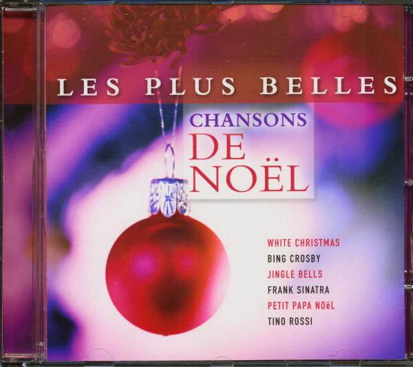 Les Plus Belles Chansons De Noel (CD)