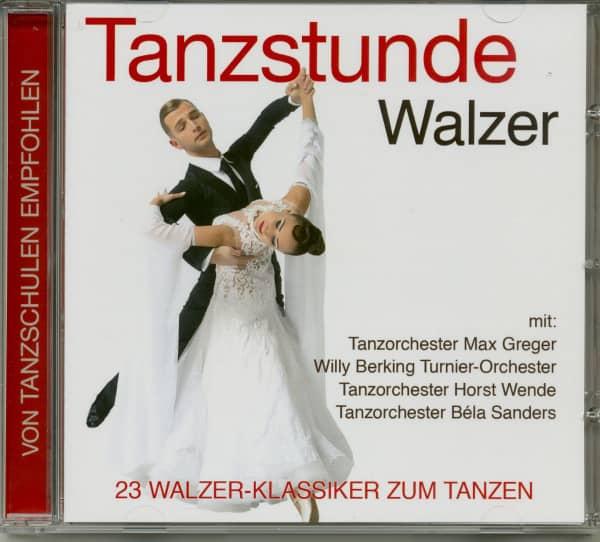 Tanzstunde - Walzer (CD)