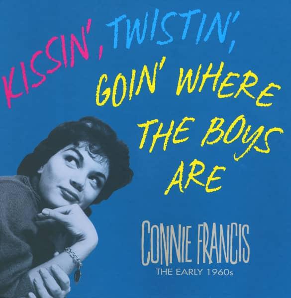 Kissin', Twistin', Goin'.. (5-CD)
