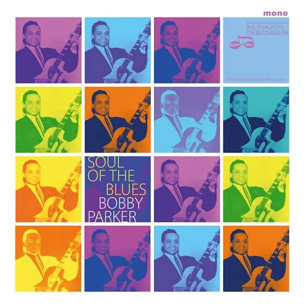 Soul Of The Blues (2-CD)