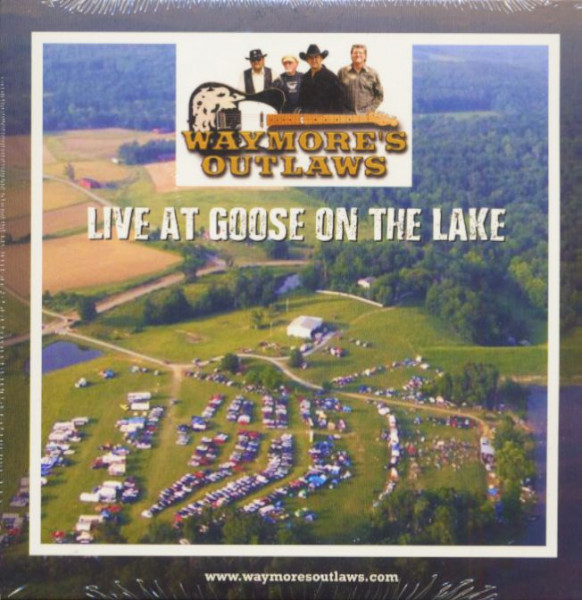 Live At Goose On The Lake (CD)