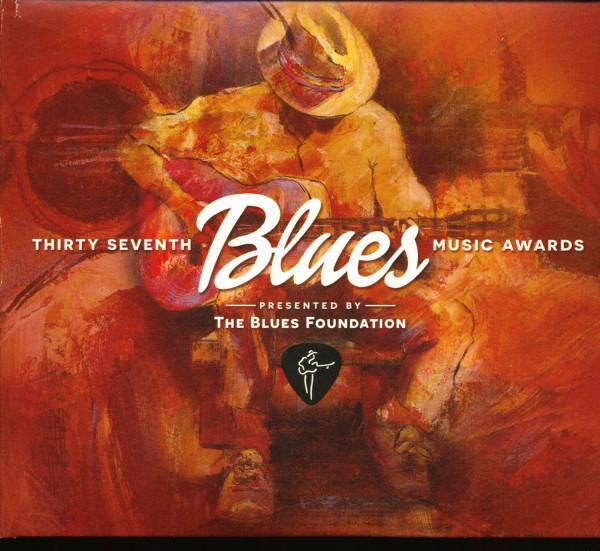 37th Blues Music Awards, 2016 (CD & DVD)