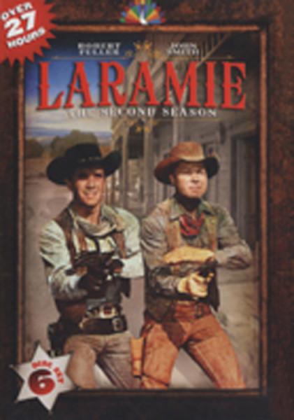 Laramie: The Second Season (6-DVD)