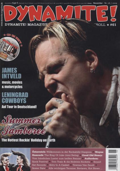 Nr.61 (2009-6) - Magazin & CD