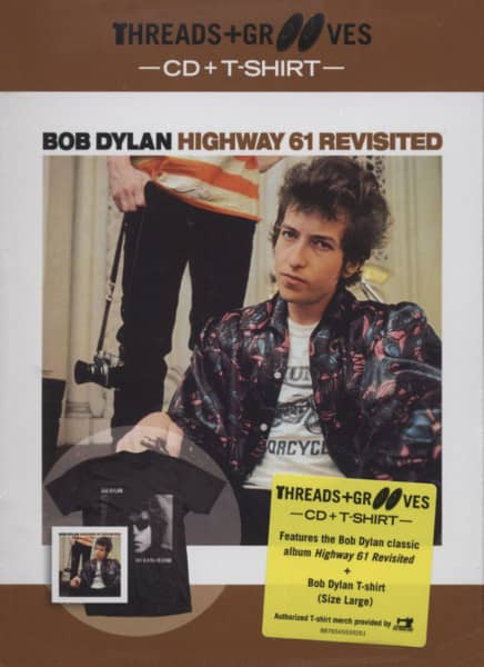 Highway 61 Revisited (&T-Shirt L) Threads & G