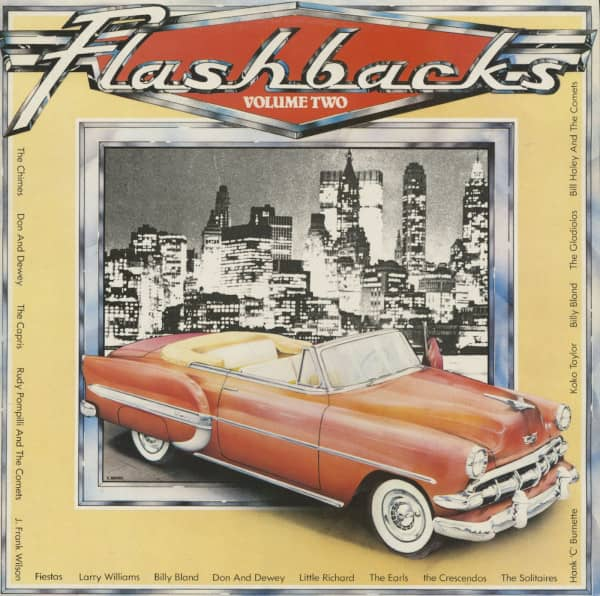 Flashbacks Vol.2 (LP)