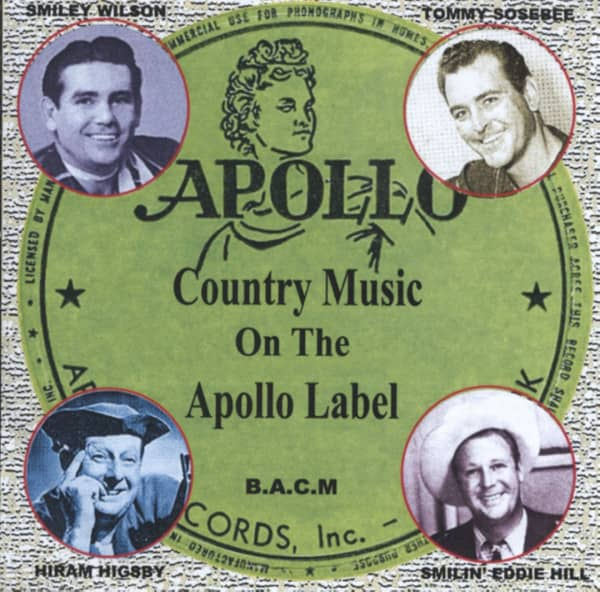 The Apollo Label