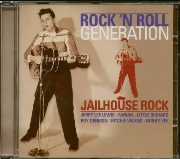 Rock 'N Roll Generation - Jailhouse Rock (CD)