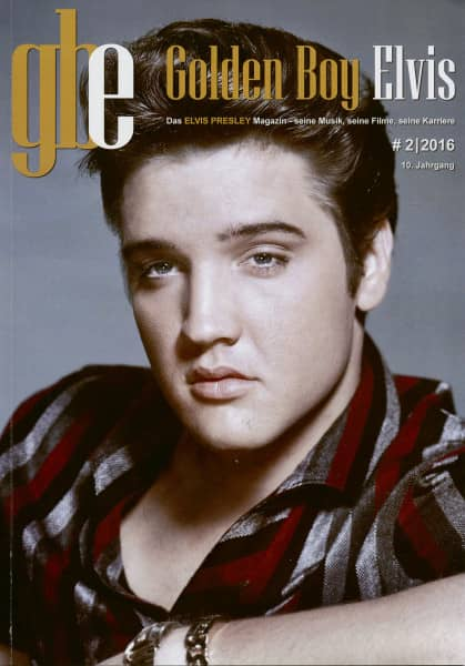 Golden Boy Elvis - Fachmagazin 2-2016