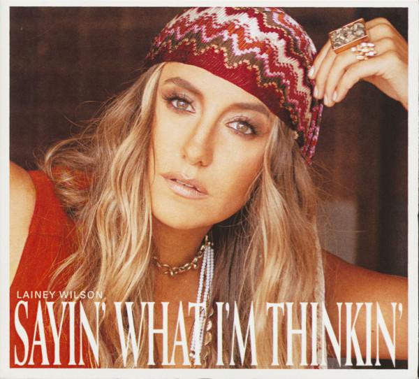 Sayin' What I'm Thinkin' (CD)