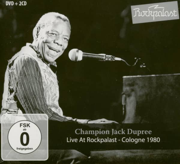 Live At Rockpalast - Cologne 1980 (2-CD & DVD)