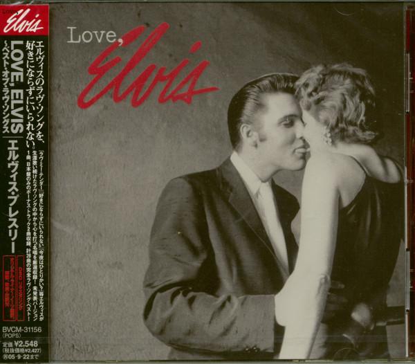Love, Elvis (CD, Japan)