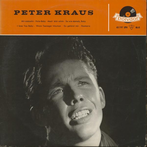 Peter Kraus (LP, 10inch)