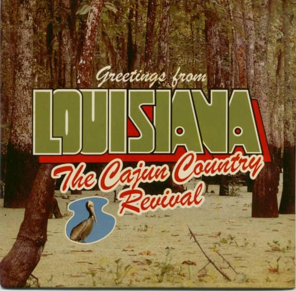Greetings From Louisiana (CD)