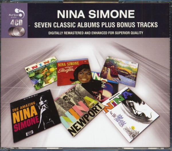 Seven Classic Albums Plus Bonus Tracks (4-CD)