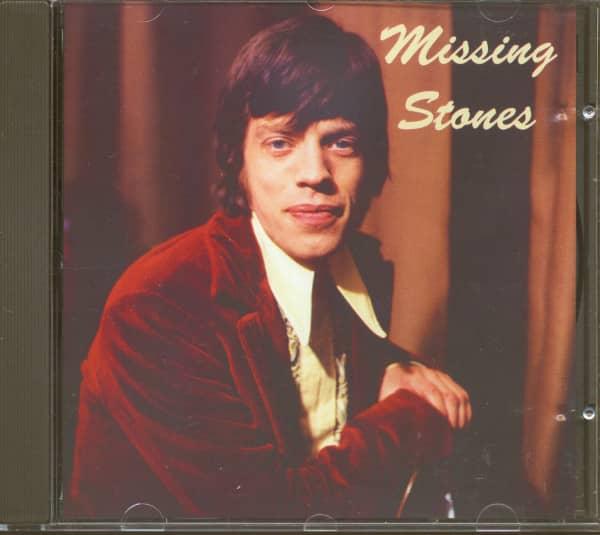 Missing Stones (CD)