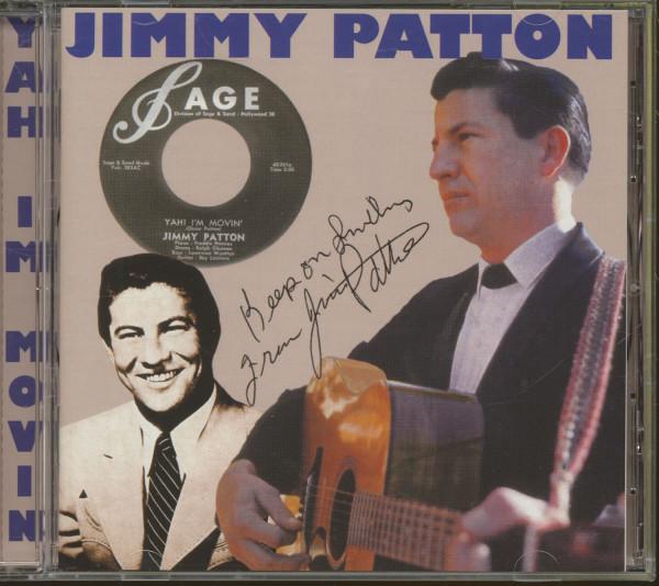 Yah! I'm Movin' 1955-76 (CD)