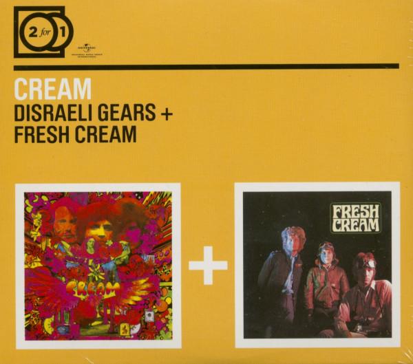 Disraeli Gears - Fresh Cream (CD)