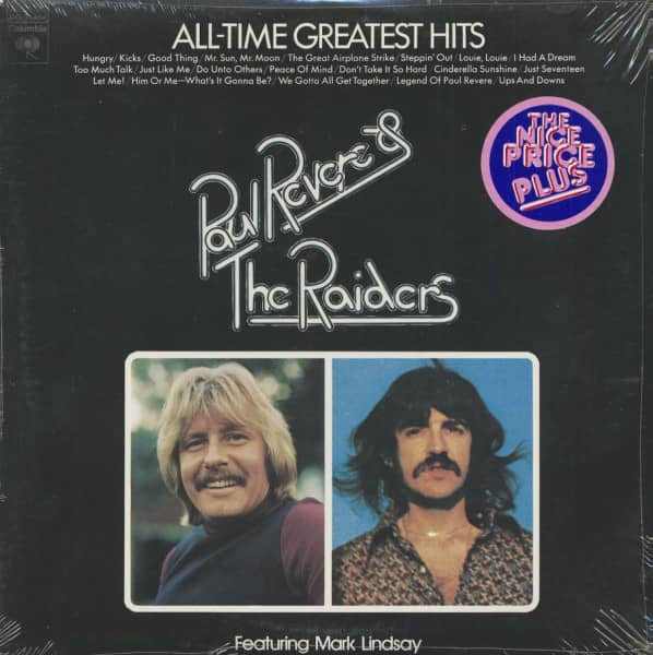 All Time Greatest Hits (2-LP)