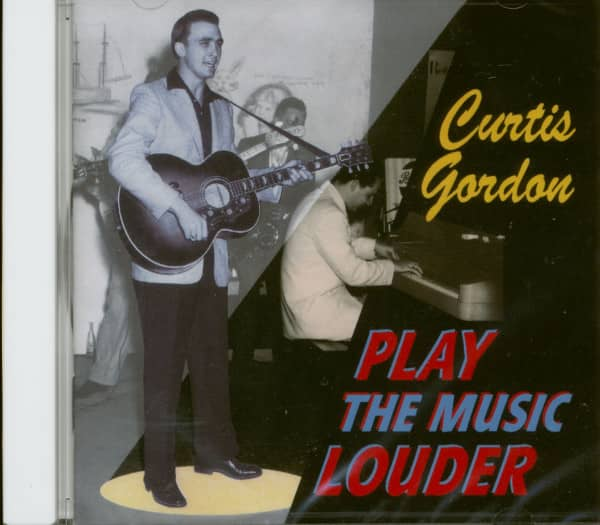Play The Music Louder (CD)