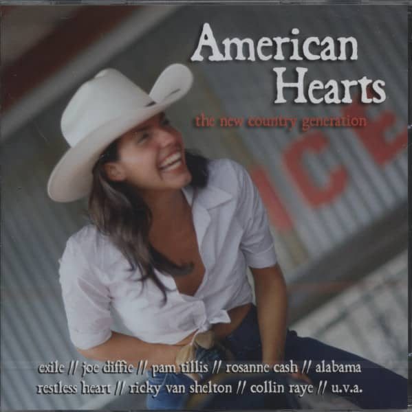 American Hearts - New Country Generation 2-CD