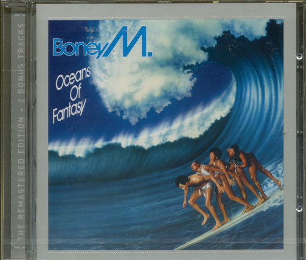Oceans Of Fantasy...plus (CD)
