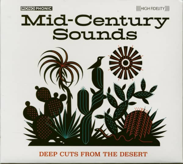 Mid-Century Sounds - Deep Cuts From The Desert (CD)