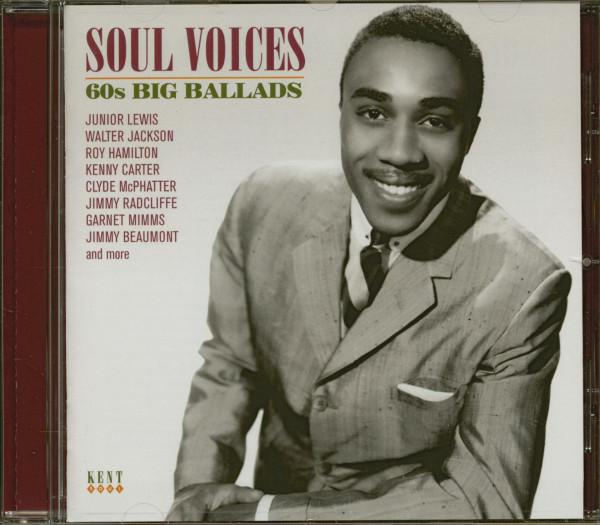 Soul Voices - 60s Big Ballads (CD)