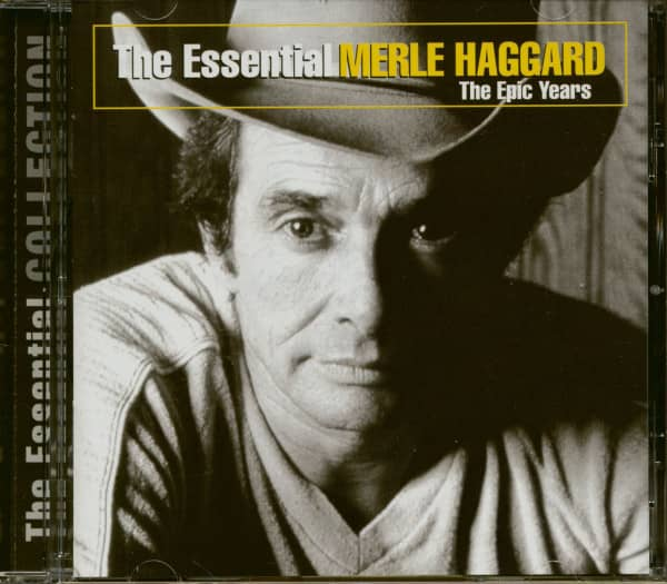 The Essential Merle Haggard - The Epic Years (CD)