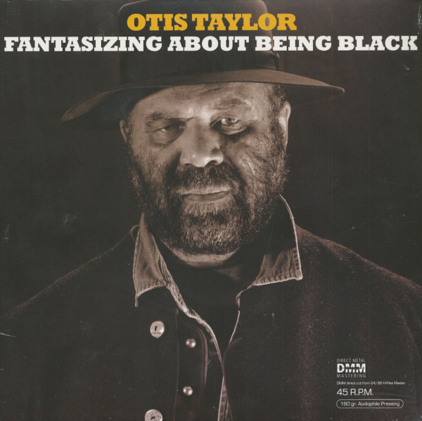Fantasizing About Being Black (45 RPM) (2-LP, 180g Vinyl)