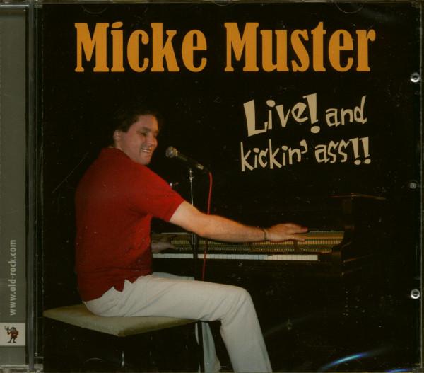 Live! And Kickin' Ass! (CD)