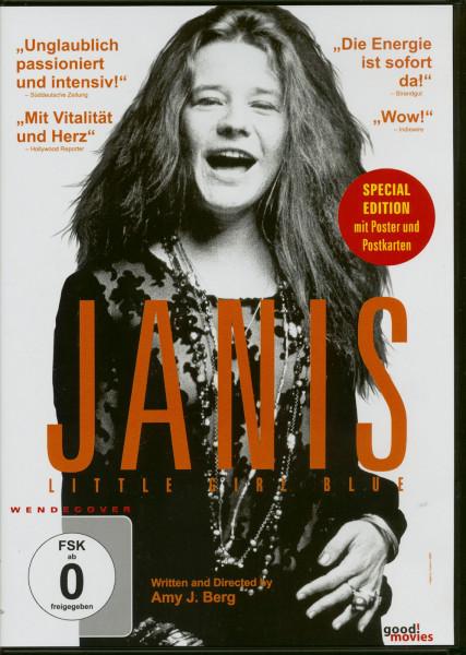 Janis - Little Girl Blue (DVD)