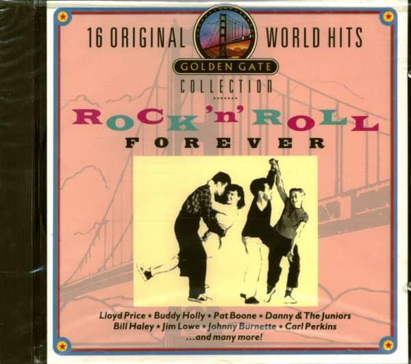 Rock 'N' Roll Forever - 16 Original World Hits (CD)