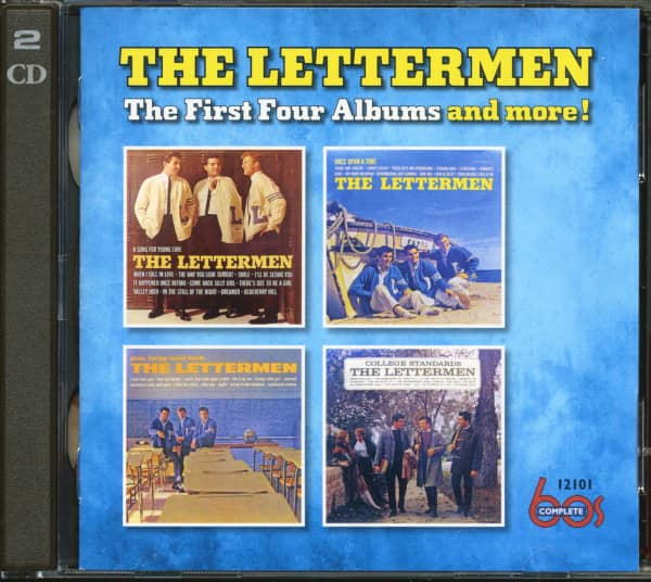 The First Four Albums And More! (2-CD)