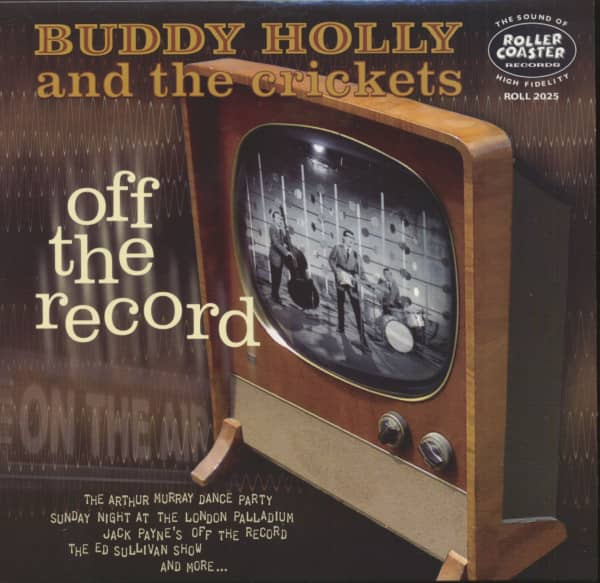 Off The Record - On Air Live Performances (LP, 10inch)
