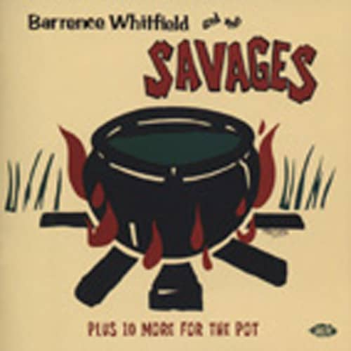 Barrence Whitfield & The Savages...plus