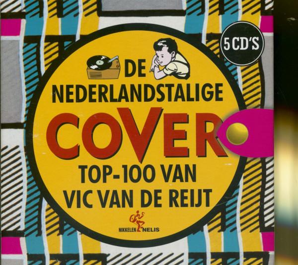 Ric Van De Reijt - NL Cover Top 100 5-CD