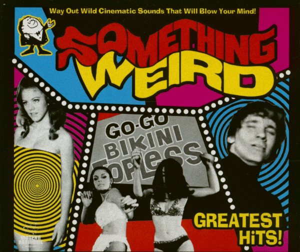 Something Weird - Greatest Hits (2-CD)