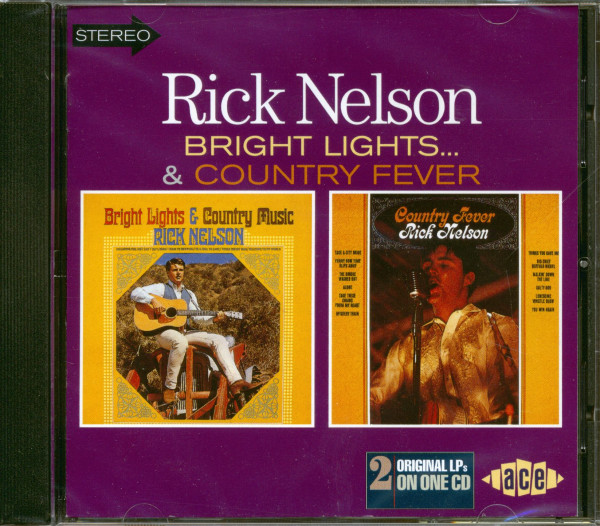 Bright Lights & Country Music - Country Fever (CD)