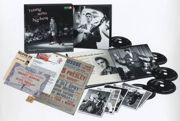 Young Man With The Big Beat (5-CD Box)(30x30cm Box Set)