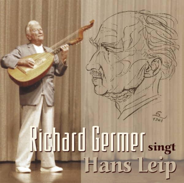 Richard Germer singt Hans Leip