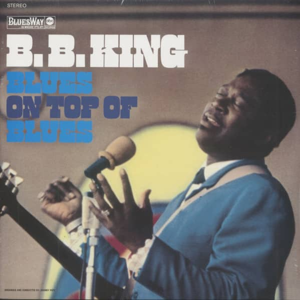 Blues On Top Of Blues (LP)