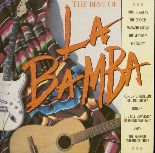 The Best Of La Bamba (CD)