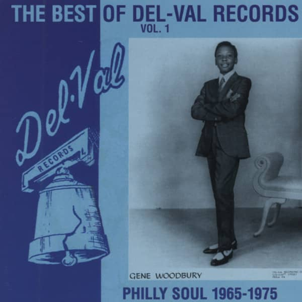 Del-Val Records Vol.1 - Philly Soul 1965-75